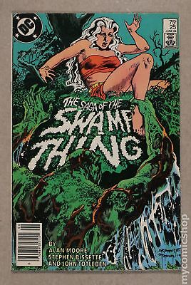Swamp Thing (1982 2nd Series) #25 VG 4.0