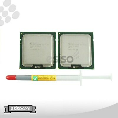 MATCHING PAIR SR0KK INTEL XEON E5-2660 EIGHT CORE 2.20GHz FOR DELL T5600 C8220