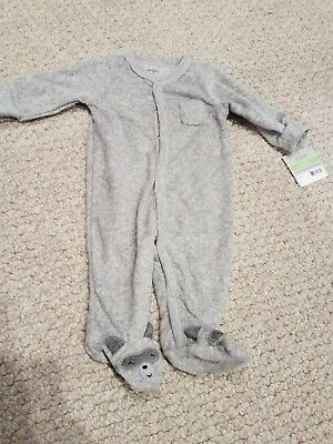 carters racoon outfit size 3 months nwt