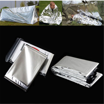 Emergency Foil Thermal Blanket Survival Baby Sensory First Aid Camping  KP