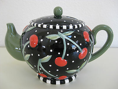 Mary Engelbreit Teapot (Bank)