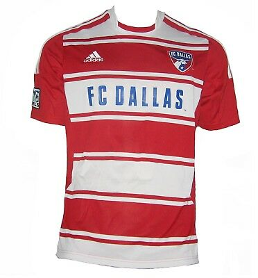 FC Dallas Trikot 2011/12 Home Adidas MLS L XL XXL
