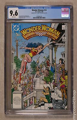 Wonder Woman (1987 2nd Series) #14 CGC 9.6 1229781022