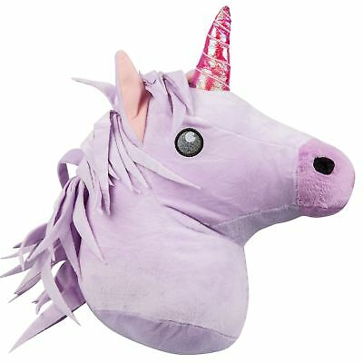 Officially Licensed Unicorn emoji® Cushion Soft Cuddly Pillow