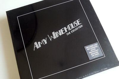 AMY WINEHOUSE, The Collection, DELUXE VINYL 8 LP BOX SET, Limited