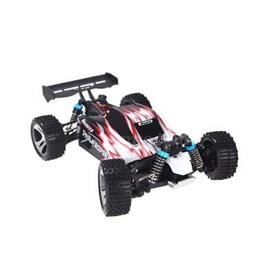 2017 Neu WLtoys A959 1/18 Maßstab 1:18 2.4G 4WD RTR Off-Road Buggy RC Car K0N8