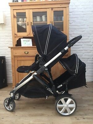 britax r mer kinderwagen radsatz b smart eur 49 00 picclick de. Black Bedroom Furniture Sets. Home Design Ideas