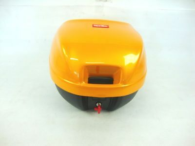 BAULETTO APRILIA CONCEPT Top box case GIALLO YELLOW  ORIGINALE GENUINE SCARABEO