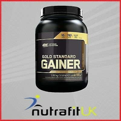 OPTIMUM NUTRITION GOLD STANDARD GAINER serious mass protein muscle gain