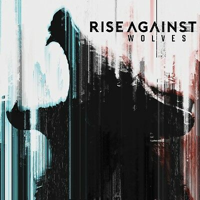 Wolves [PA] by Rise Against (CD, Jun-2017, Virgin) NEW