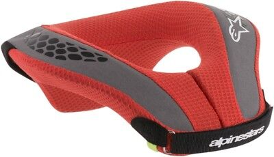 Alpinestars Sequence Youth Neck Roll Red XL