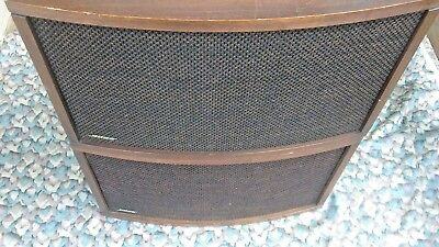 Bose 901 Series IV Direct Reflecting  Speakers Brown
