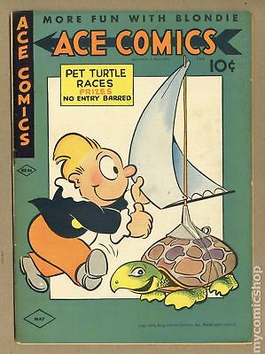 Ace Comics (1937) #86 GD+ 2.5
