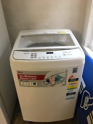 lg inverter direct drive washing machine instructions