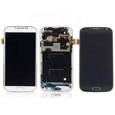 For Samsung Galaxy S4 i337 M919 i9500 i9505 LCD Screen Display Touch Digitizer
