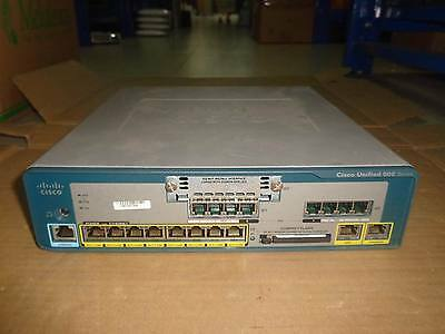 Cisco UC520-8U-4FXO-K9 Call Manager Express VoIP Gateway router with ac  power