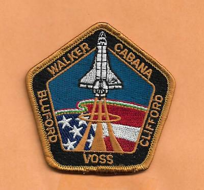 """Shuttle Discovery Sts-53  3"""" Patch   Nasa"""