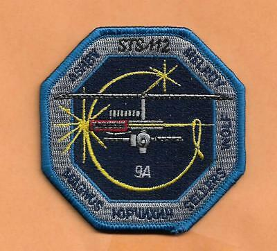 """Shuttle Atlantis   Sts-112 Iss Assembly  3"""" Patch   Nasa"""