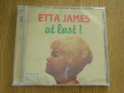 Etta James - At Last - Mint Sealed...!!!!