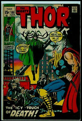 Marvel Comics The Mighty THOR #189 Hela FN 6.0