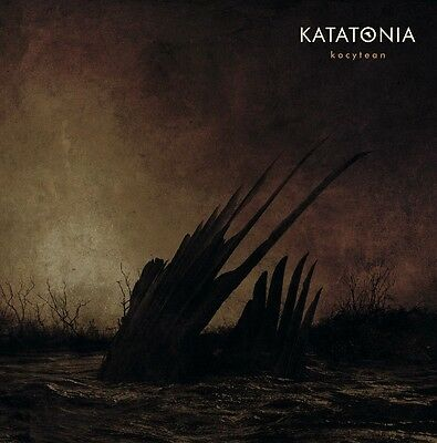 KATATONIA Kocytean - LP / Vinyl - Limited Orange Vinyl - 2014