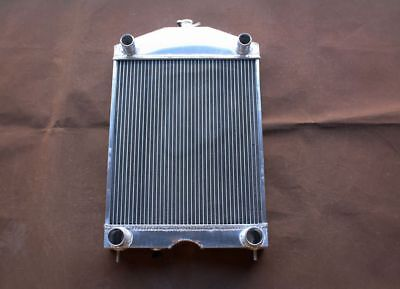 Aluminum radiator for Ford 2N / 8N / 9N tractor w/flathead V8 manual 1928-1952