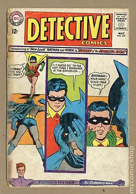 Detective Comics (1937 1st Series) #327 FR/GD 1.5