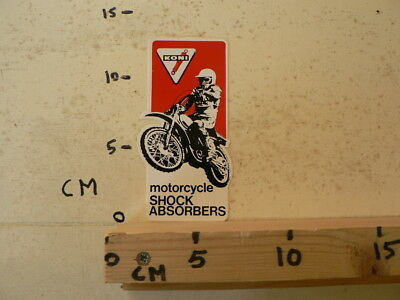Sticker,decal Koni Motorcycle Shock Absorbers Mx Motocross A