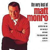 The Very Best Of Matt Monro,  CD | 0077779844029 | Good