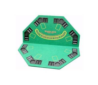 2-in-1 Poker Blackjack Table Top [ID 59323]