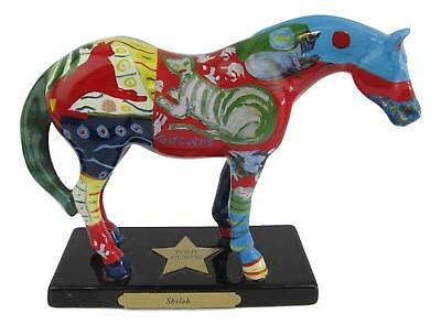 Trail of Painted Ponies- Shiloh Ceramic Pony Horse Figurine