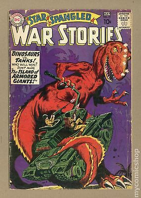 Star Spangled War Stories (1952 #3 to 204) #90 GD/VG 3.0