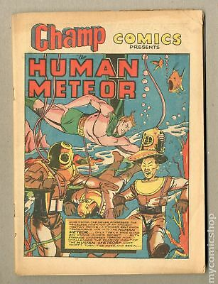 Champ Comics (1940 Harvey) #24 Coverless 0.3