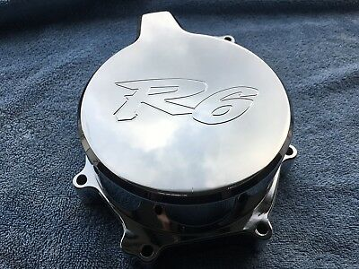 Yamaha  Yzf600  Yzf 600  R6  2C0  2006-07  Alternator Generator Cover Casing New
