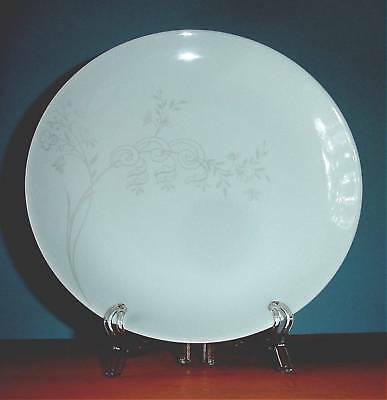 "Royal Doulton Floral Whispers Salad Dessert Plate Set of 2 White 8"" New"