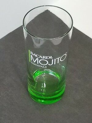 Bacardi Mojito Drinking Glass Collectible
