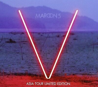 V: Asian Tour Edition - 2 DISC SET - Maroon 5 (CD New)