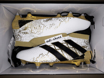 low priced 25fb4 54dcf ADIDAS ACE 16+ Purecontrol Sg Pro Stellar Pack Gold Uk 7,5 9 10,5 Ba8425  17+ 18+