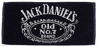 Jack Daniels Cotton Bar Towel 485mm x 250mm  (pp)