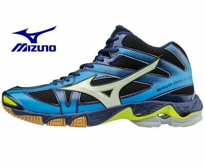 5c717aa27e VOLLEYBALL SHOES VOLLEYBALL Schuhe MIZUNO WAVE BOLT 6 MID - EUR 94 ...
