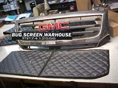 """Quilted Winter Front with Extra 2"""" GMC 2003 2004 2005 2006 GMC Sierra 2500 3500"""