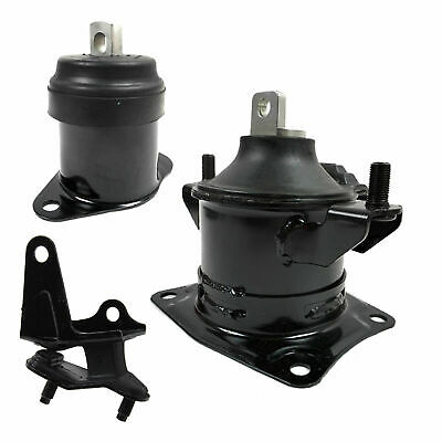 MotorKing MK4517 Front Right Engine Motor Mount 4517 for 2003-2007 Honda Accord Acura TSX TL