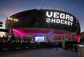 Las Vegas Golden Knights Vs Vancouver Canucks (3/20/2018)  T-Mobile Arena