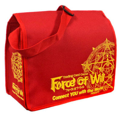 Force of Will TCG Collectors Promo Tote Bag FoW ~ CCG Brand New!
