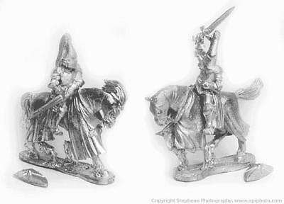 Old Glory Fantasy Mini Knights of the White Tower w/Sword Pack MINT