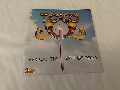 Toto - Africa: The Best Of Toto - CD X 2 (2009)