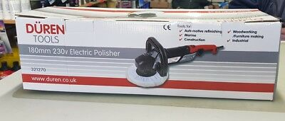 Car polisher electric
