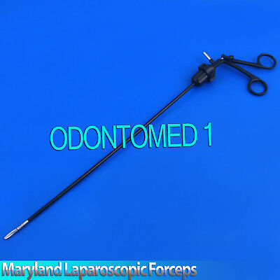 Maryland Dissector Curved Laparoscopic Forceps 330mm Laparoscopy,LP-037