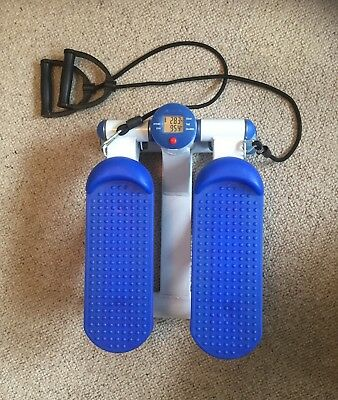 Aerobic Mini Stepper for Cardio and Weight Loss