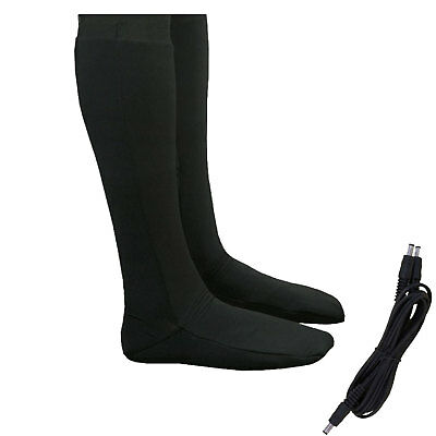 Gerbing Motorcycle Bike Winter Thermal Plug-in Heated Socks Christmas Gift Idea